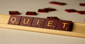 in praise of quiet