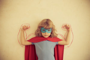Girl SuperPowers