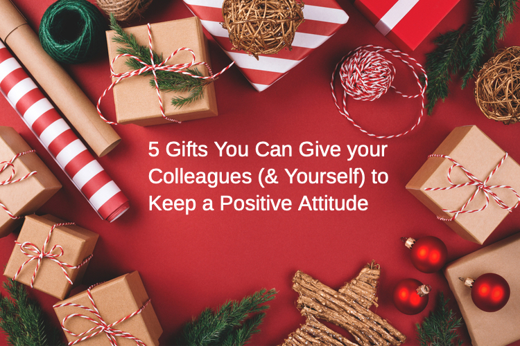 5 gifts for colleagues that money can't buy