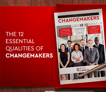 12 essential qualities of changemakers