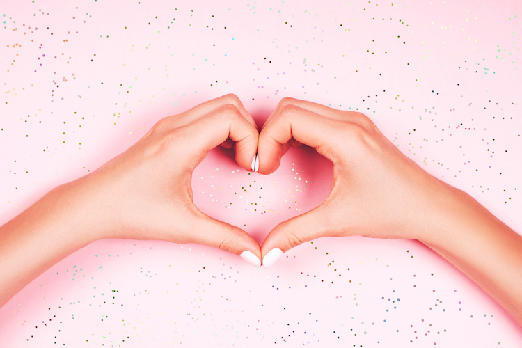 Five steps to self love, kindness and compassion