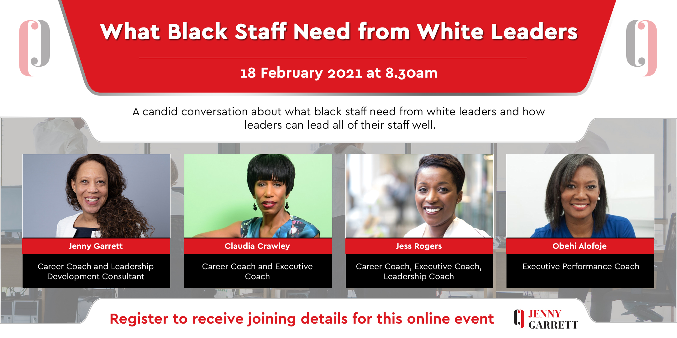 What Black Staff Need From White Leaders