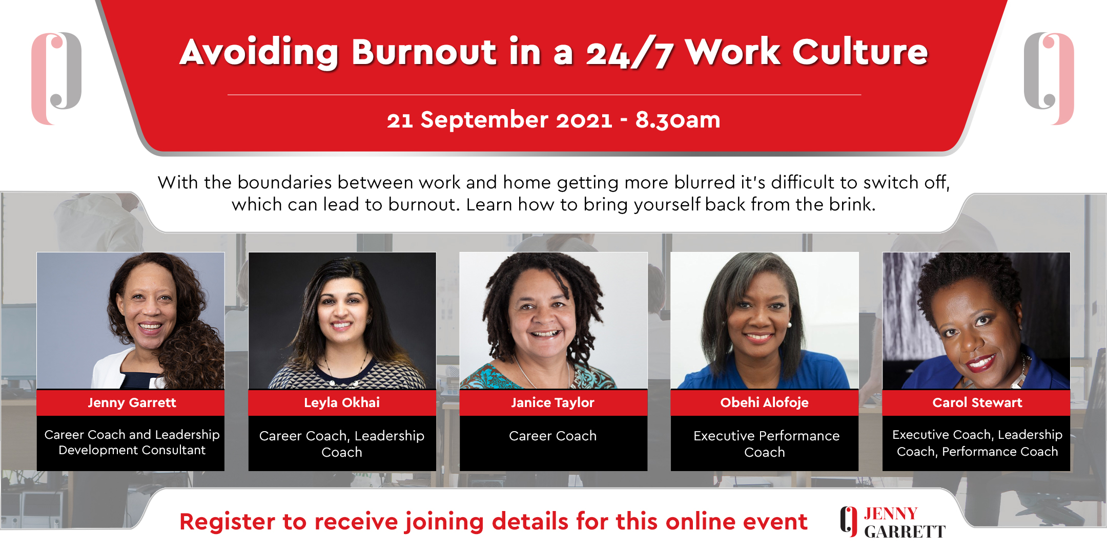 Avoiding Burnout in a 24/7 Work Culture