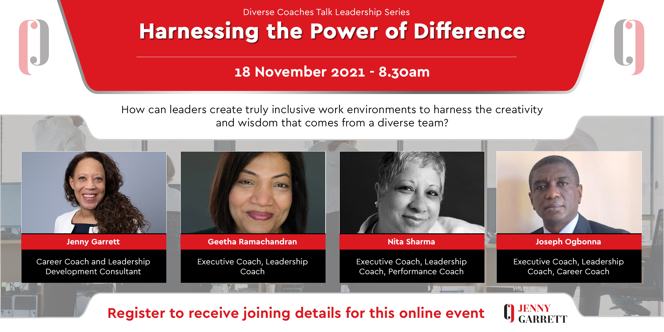 Harnessing the Power of Difference