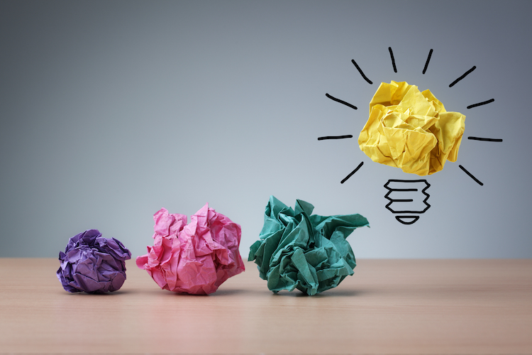 innovation and creativity are in demand by companies