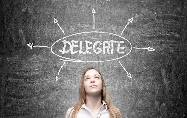 How to delegate in a small business