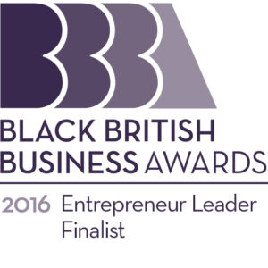Jenny Garrett – Finalist in the prestigious Black British Business Awards