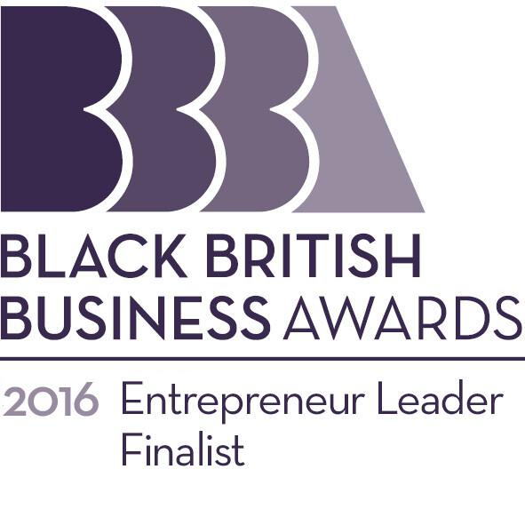 Jenny Garrett – Finalist in the prestigious Black British Business Awards