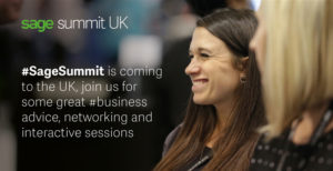 Women Mean Business – Join me at the Sage Summit
