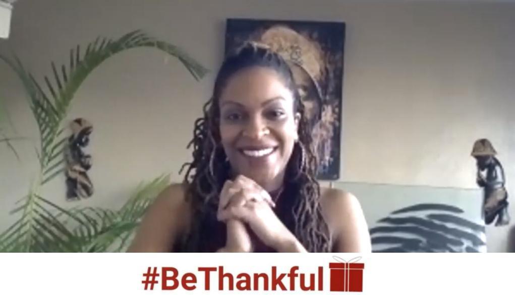 Sharing A Wave of Gratitude #BeThankful