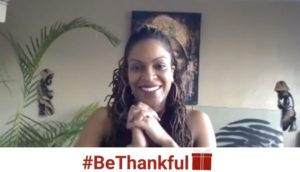 Sharing A Wave of Gratitude #BeThankful