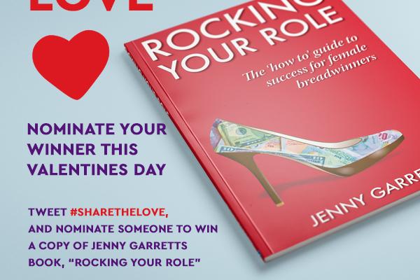 #ShareTheLove This Valentines Day