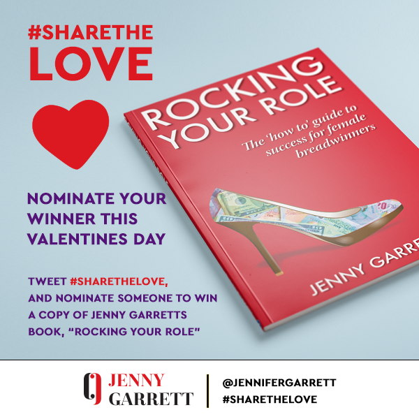 #ShareTheLove This Valentines Day