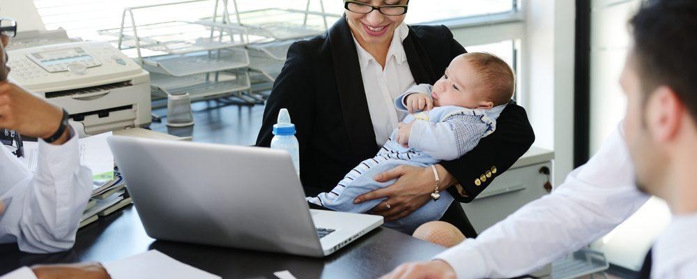 Can Jacinda Ardern make Motherhood in public office work?
