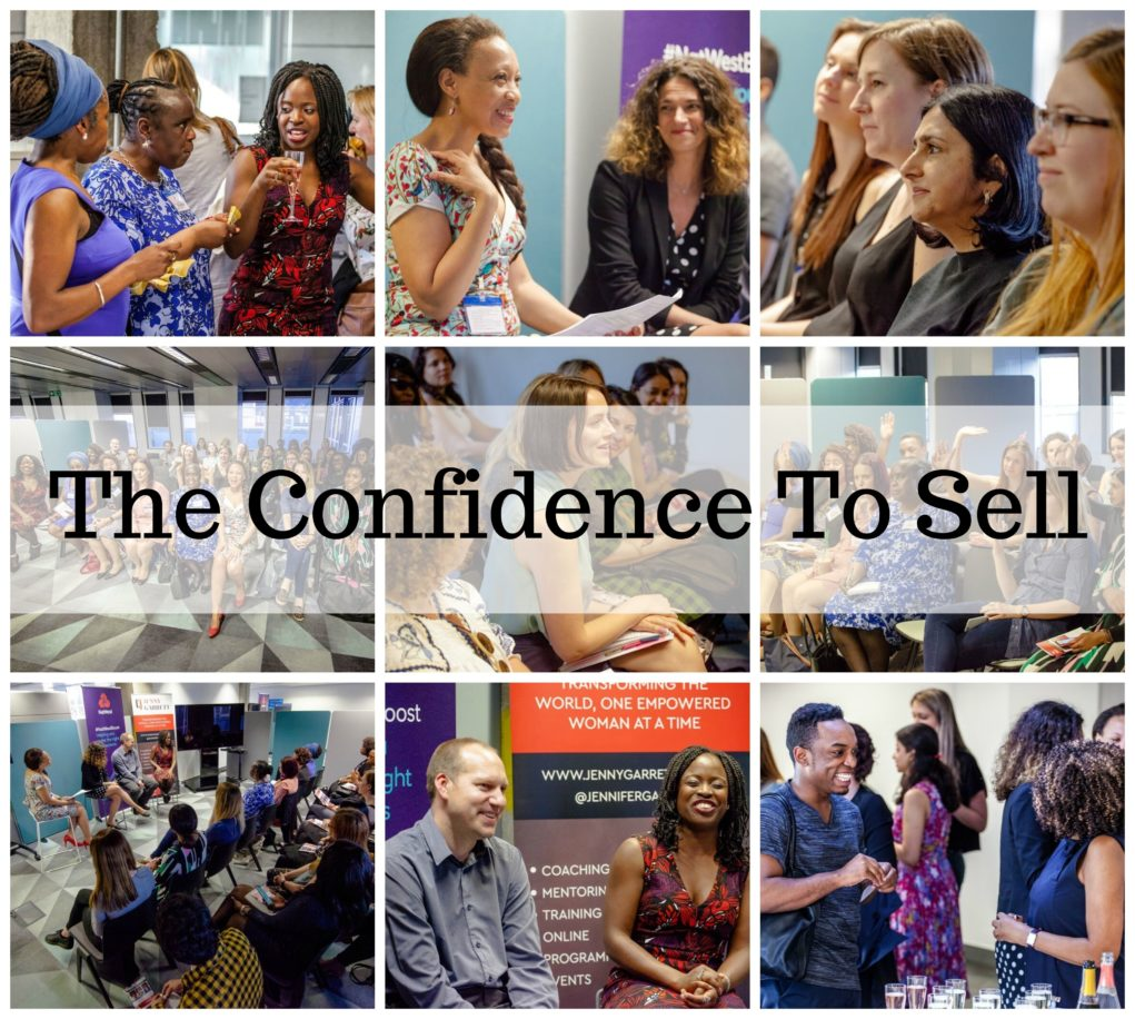 The Confidence To Sell