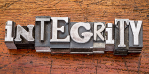 5 Top Tips to develop your Integrity