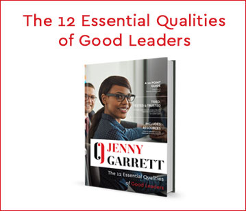 12 qualities of a good leader