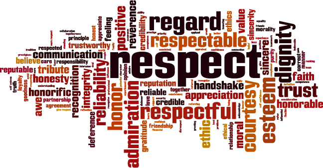 7 Ways To Earn And Give Respect At Work Jenny Garrett Global