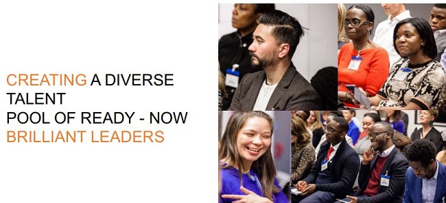 BAME Leadership Develoment - CReating a diverse pool of brilliant leaders