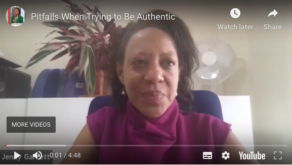 3 Pitfalls to avoid when trying to be authentic