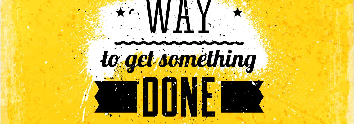 Overcoming Procrastination and Getting Things Done