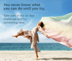 Try Something New for 30 Days